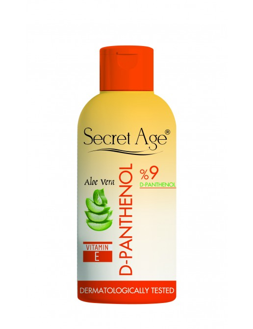 SECRET AGE  D-PANTHENOL SPREY  ( 150 ml )