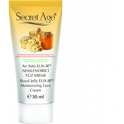 Secret Age™ ROYAL JELLY ELIX-IR™ SKIN CARE  MOISTURIZER