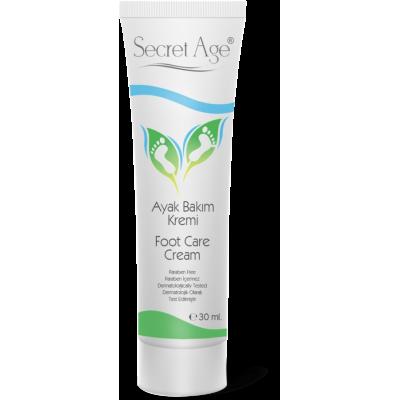 Secret Age™ Ayak Bakım Kremi (30ml)
