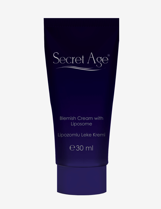 Secret Age™ LİPOZOMLU LEKE KREMİ (30ml)