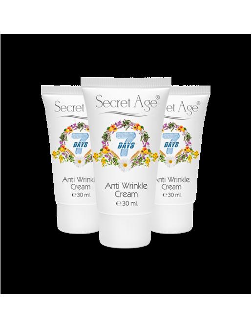 Secret Age™ Kırışıklık Kremi Seti