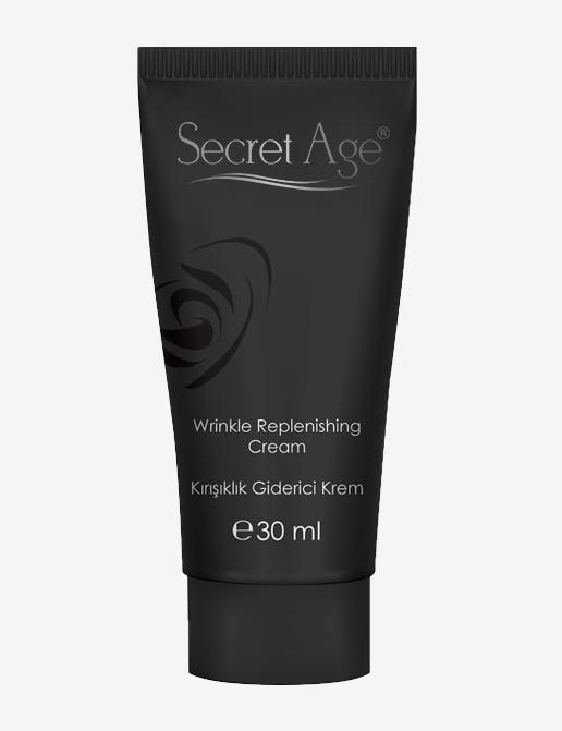 Secret Age™ WRINKLE REPLENISHING KIRIŞIKLIK KREMİ